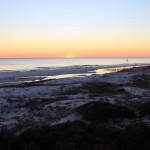Sunset at WaterSound Beach