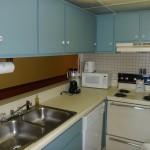 Sunbird Unit 301W Kitchen