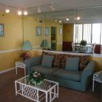 Sunbird Unit 301W Living Area