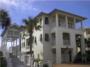 Carillon Beach Home Gulf Front
