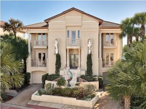 12 White Cliffs Crest in The Village of White Crest most expensive short sales and foreclosures sold on 30A