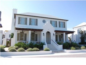 223 Somerset St in Alys Beach most expensive short sales and foreclosures sold on 30A