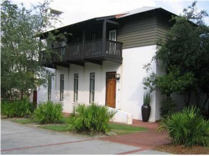 Rosemary Beach Short Sale - 72 Atticus Road